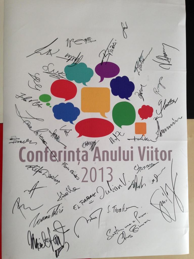 Conferinta Anului Viitor